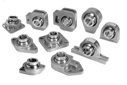 Regular, Thermoplastic and Stainless Steel Blocks and Housings